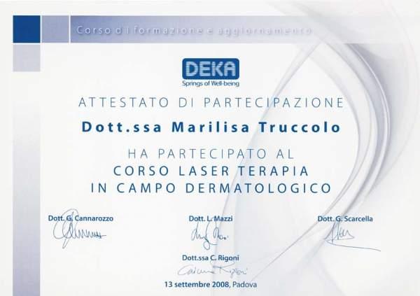 certificato dermatologia